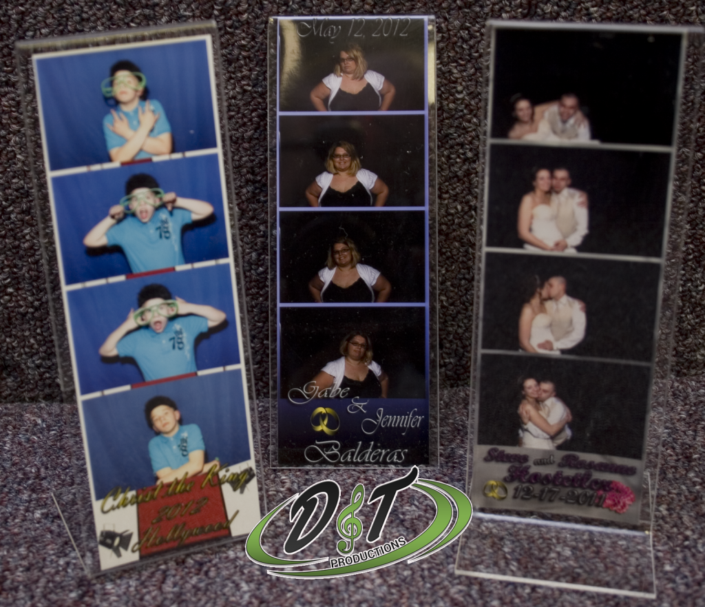Picture frames for 2x6 photo booth prints